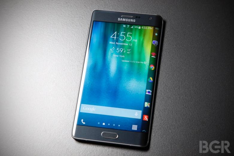 Galaxy Note Edge Sales
