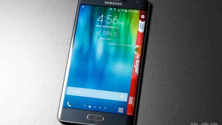 2015 Samsung Galaxy Smartphones