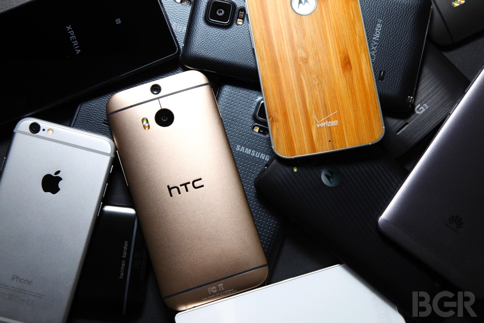 HTC One M8 and Galaxy Note 3 Lollipop Updates