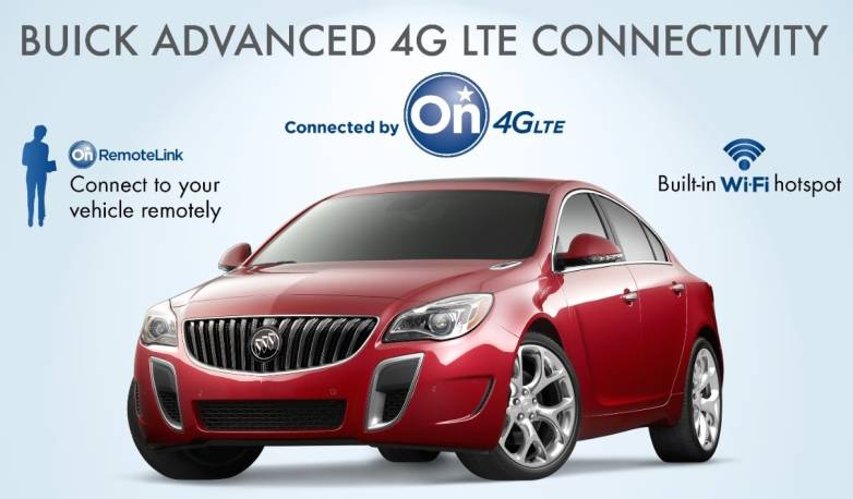 OnStar With 4G LTE Hands On