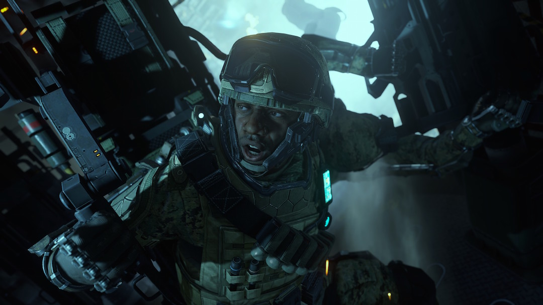 Call of Duty Infinite Warfare Reveal