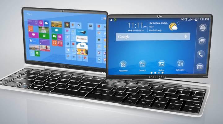 Indiegogo Dragonfly Futurefön Smartphone Tablet Laptop