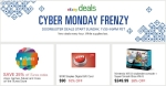Get your cash ready for some unbelievably hot eBay Cyber Monday deals