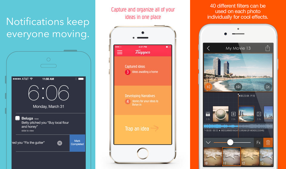 awesome iphone apps