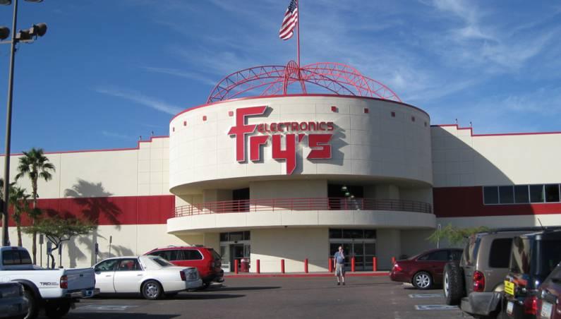 Fry's Electronics Black Friday 2015