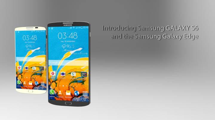 Galaxy S6 Concept Video