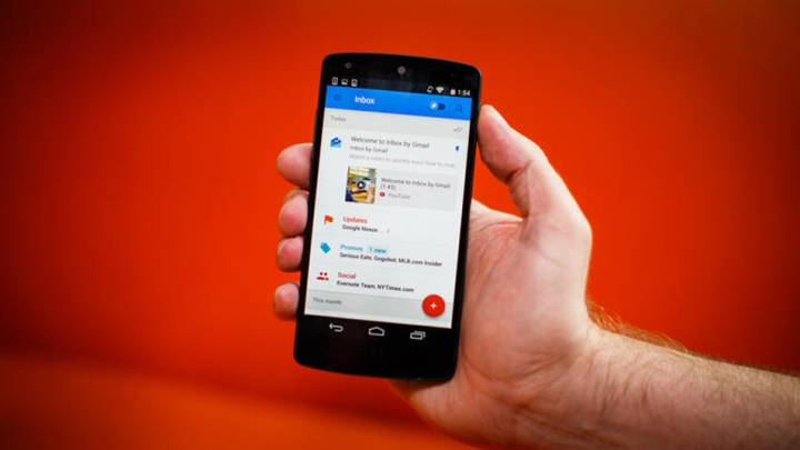 Google Gmail Inbox Smart Replies