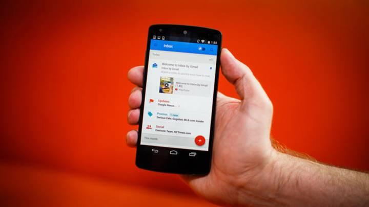 Google Inbox Features
