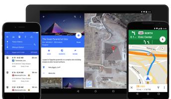 Google Maps Material Design Update Announced