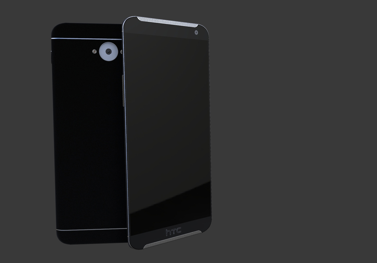 This stunning HTC One (M9) concept would instantly be the ...