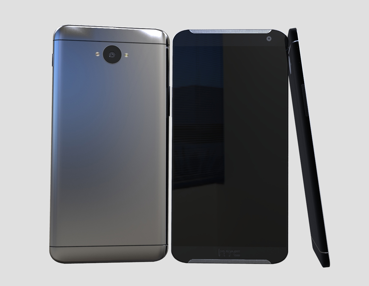 HTC ONE M9: Photos, Video of HTC ONE M9 Concept Released | BGR