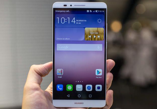 Huawei Ascend P8 Specs