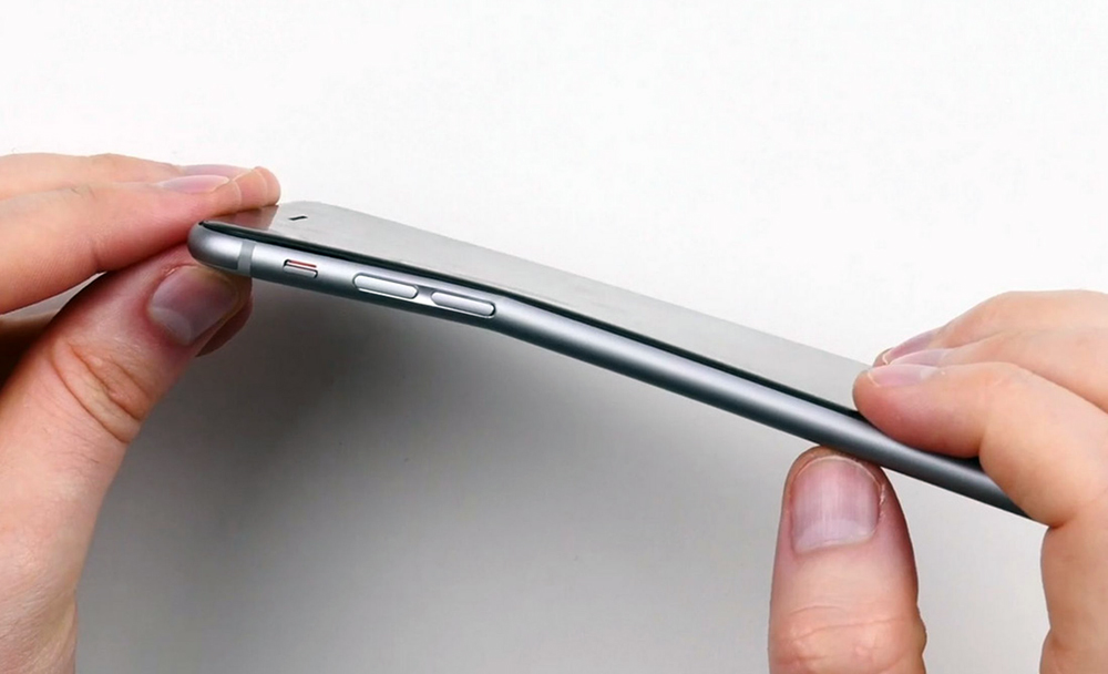 Bendgate iPhone 6 Plus