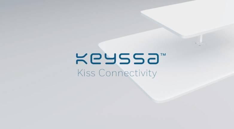 Keyssa Kiss Technology for Smartphones