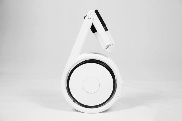 Kickstarter Impossible Electric Bike