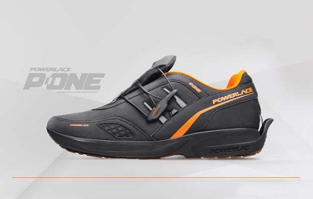 Kickstarter Powerlace P-One Auto-Lacing Shoes