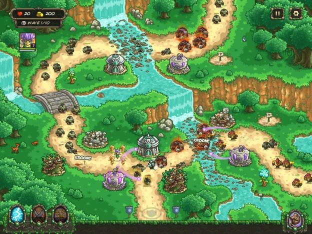 Kingdom Rush Origins iOS