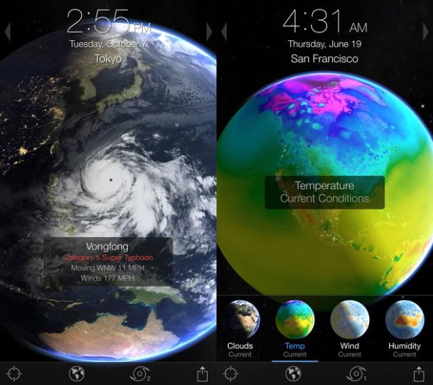 Living Earth iOS