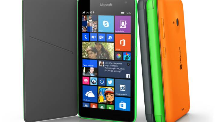Microsoft Lumia 535 Release Date