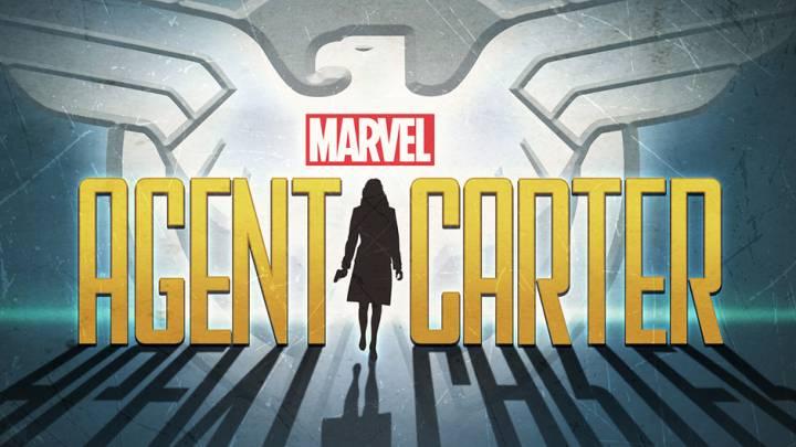 Marvel Agent Carter Clip