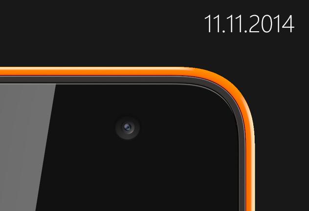 First Microsoft Lumia Smartphone