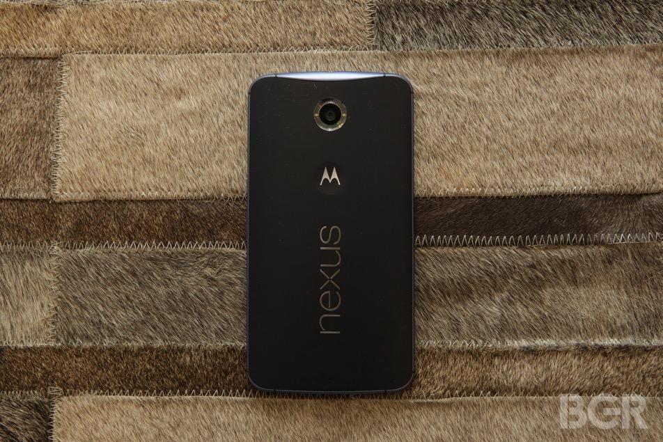 Nexus 6 Smartphone Successor