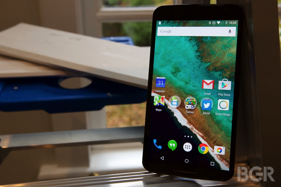 Android M Update Nexus 5, 6, 7, 9, 10
