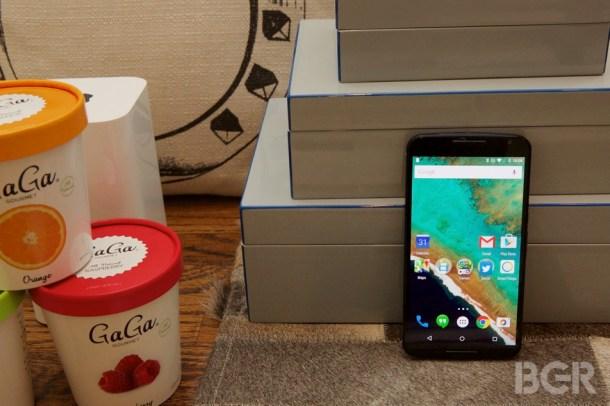Nexus 6 Fingerprint Sensor Feature
