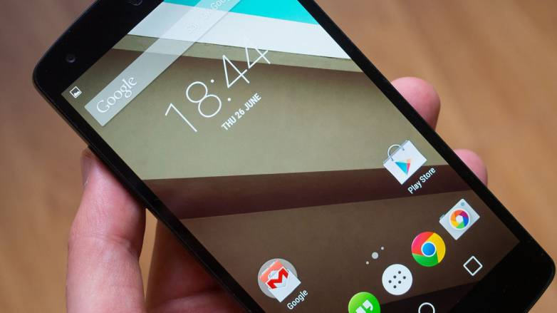 Android Lollipop Launcher
