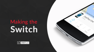 How to Switch to OnePlus One