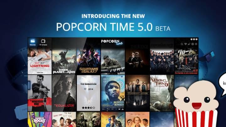 Netflix vs. Popcorn Time