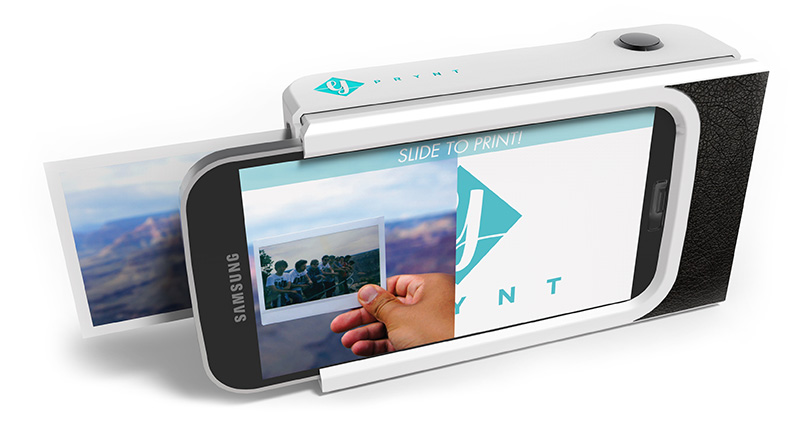 polaroid printer for iphone meet prynt the cool iphone accessory mobile photographers 15879