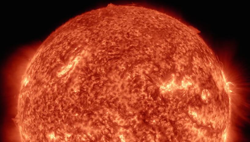 NASA Sun Timelapse Video