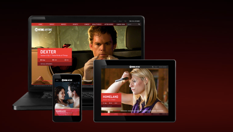 Showtime Online Streaming Service