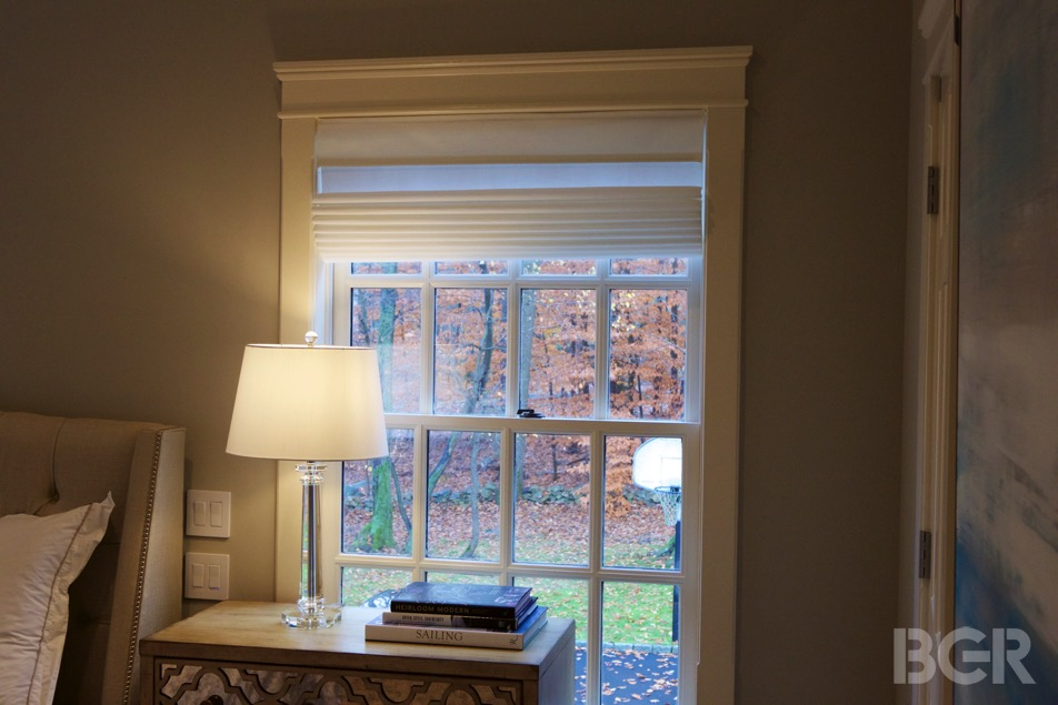 Somfy Motorized Shades