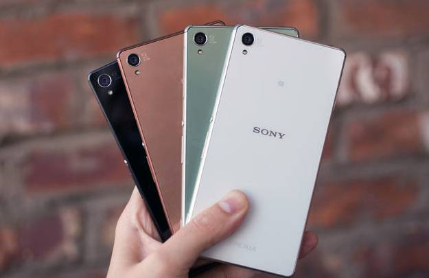 Smartphones Best Battery Life Sony Xperia Z3 Galaxy S6