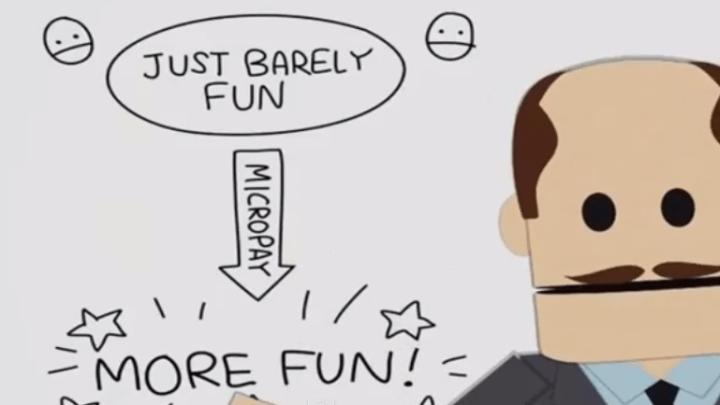 South Park Video Freemium Games