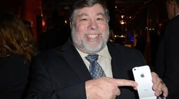 Wozniak on iPhone 6 and Apple Watch