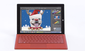 Microsoft Surface Pro 3 Ad