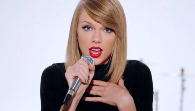 Taylor Swift 1989 Apple Music Streaming