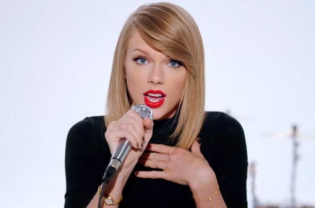 Taylor Swift 1989 Apple Music