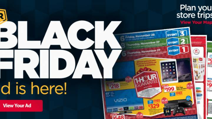 Walmart Black Friday 2014 Sales Store Maps