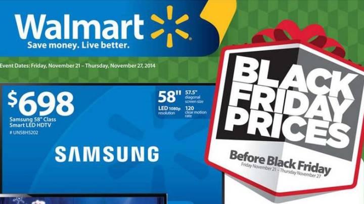 Walmart Black Friday 2014 PlayStation 4