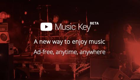 YouTube Music Key Service