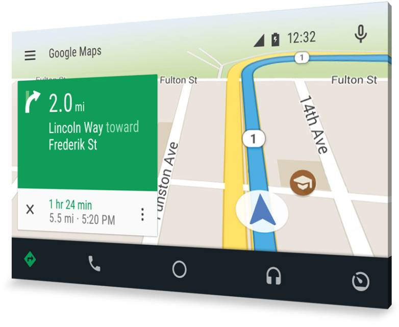 Android Auto vs. CarPlay Video