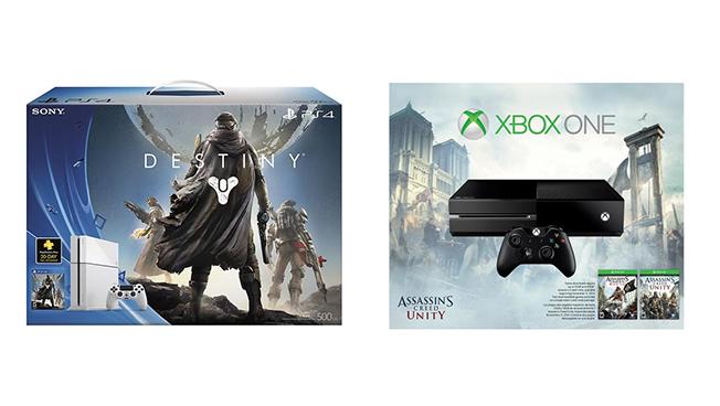 Best Buy PS4 Xbox One Deals