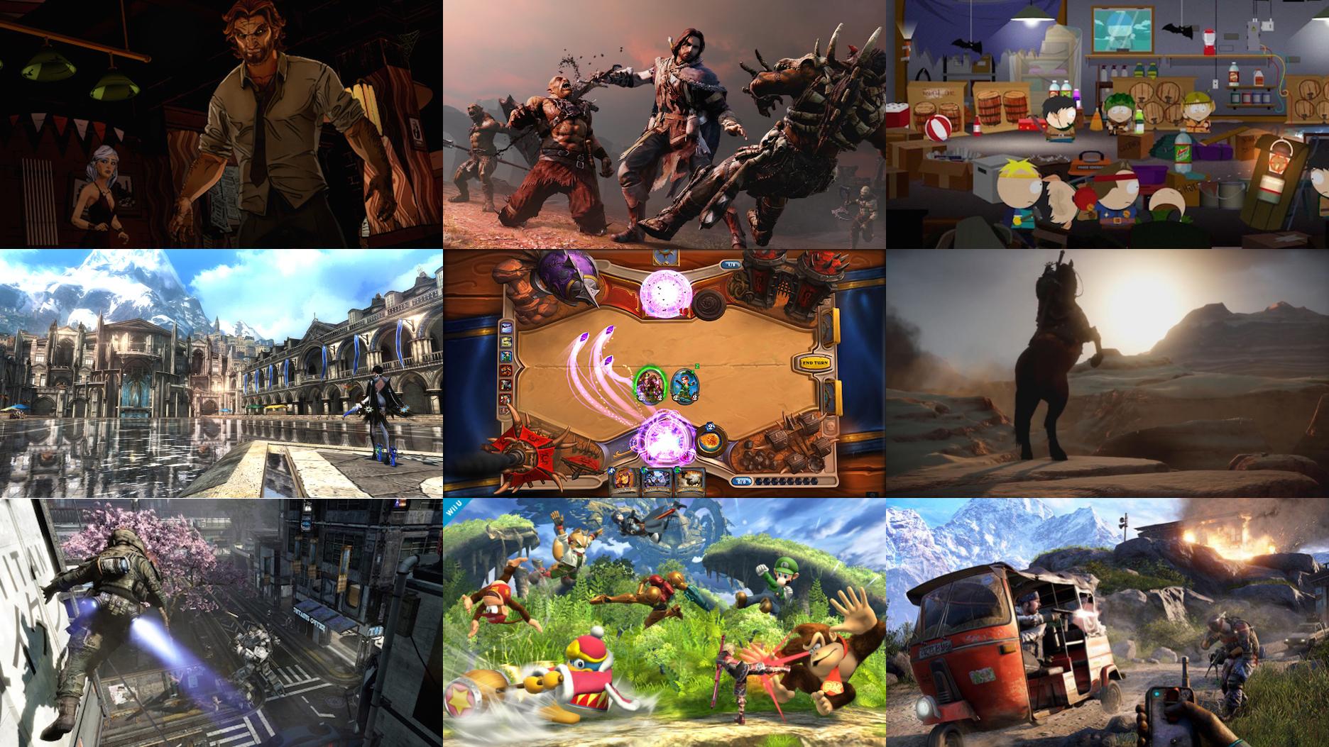 Best Games of 2014