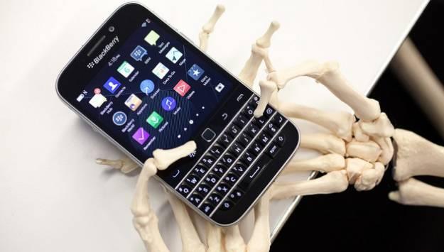 BlackBerry Classic Hands On Businessweek