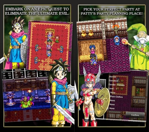 Dragon Quest III iOS