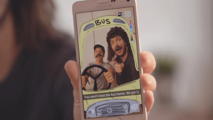 Galaxy Note 4 NoteMyDay Ads